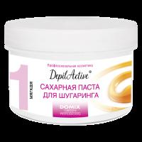 Сахарная паста для шугаринга мягкая 650 гр DGP DepilActive