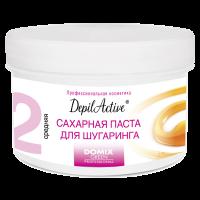 Сахарная паста для шугаринга средняя 650 гр DGP DepilActive