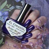 Лак для ногтей Coronation active bio-gel El Corazon 423/1055