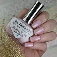 Лак для ногтей Shimmer active bio-gel El Corazon 423/2026