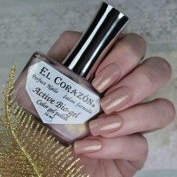 Лак для ногтей Shimmer active bio-gel El Corazon 423/2023 16 мл