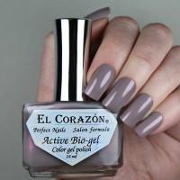 Лак для ногтей Shimmer active bio-gel El Corazon 423/20
