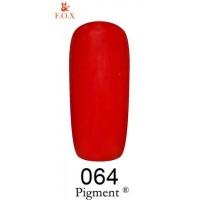 Гель-лак для ногтей F.O.X gel polish Pigment 12 мл.064 тон