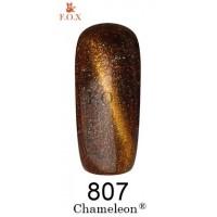Гель-лак для ногтей F.O.X gel polish Chameleon 12 мл.807 тон