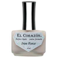 Препарат ЖЕЛЕЗНАЯ СИЛА  матовый укрепитель № 432 16 мл Iron Force  El Corazon