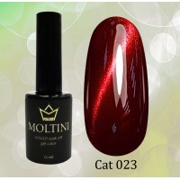 Гель-лак Moltini Cat Eye 023, 12 ml
