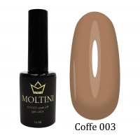 Гель-лак Moltini COFFE 003 12 ml