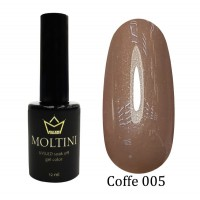 Гель-лак Moltini COFFE 005 12 ml