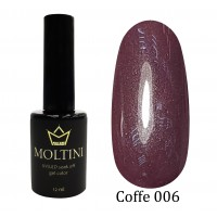 Гель-лак Moltini COFFE 006 12 ml