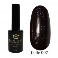 Гель-лак Moltini COFFE 007 12 ml