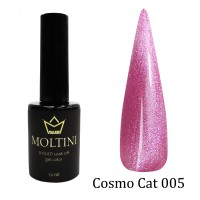 Гель-лак Moltini Cosmo Cat  005 12 ml