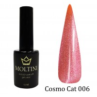 Гель-лак Moltini Cosmo Cat  006 12 ml