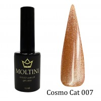 Гель-лак Moltini Cosmo Cat  007 12 ml