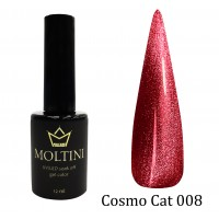 Гель-лак Moltini Cosmo Cat  008 12 ml