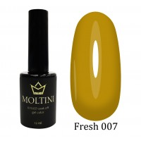 Гель-лак Moltini Fresh 007, 12 ml