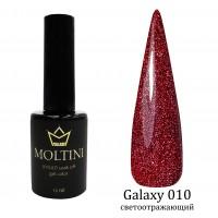 Гель-лак Moltini Galaxy 010,  12 ml
