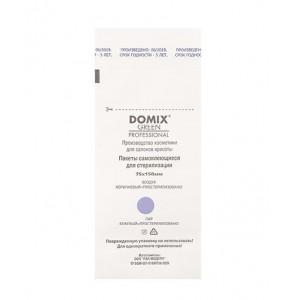 Крафт-пакеты 75х150 для стерилизации и хранения инструментов, белые