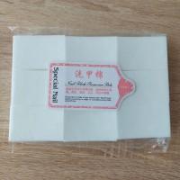 Безворсовые салфетки 750 шт/уп. Жесткие. Белые.